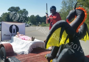 Plattsburg Homecoming 2015: Slay ThoseDragons