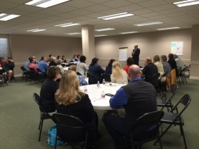 Eat & Educate: Marketing, Advertising and Branding for Small Business, April2016