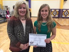 2016 STAR Scholarship Winner at NorthPlatte