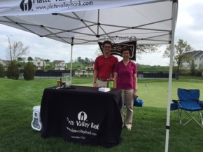 Sponsoring Golf Tournament at The National Golf Club for Chamber andCharity